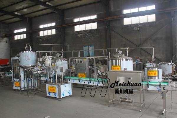 巴氏奶生产线厂家