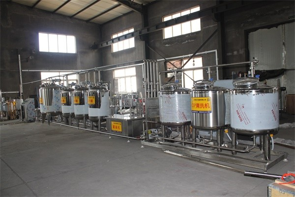 羊奶生产线厂家