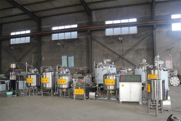 全自动羊奶生产线